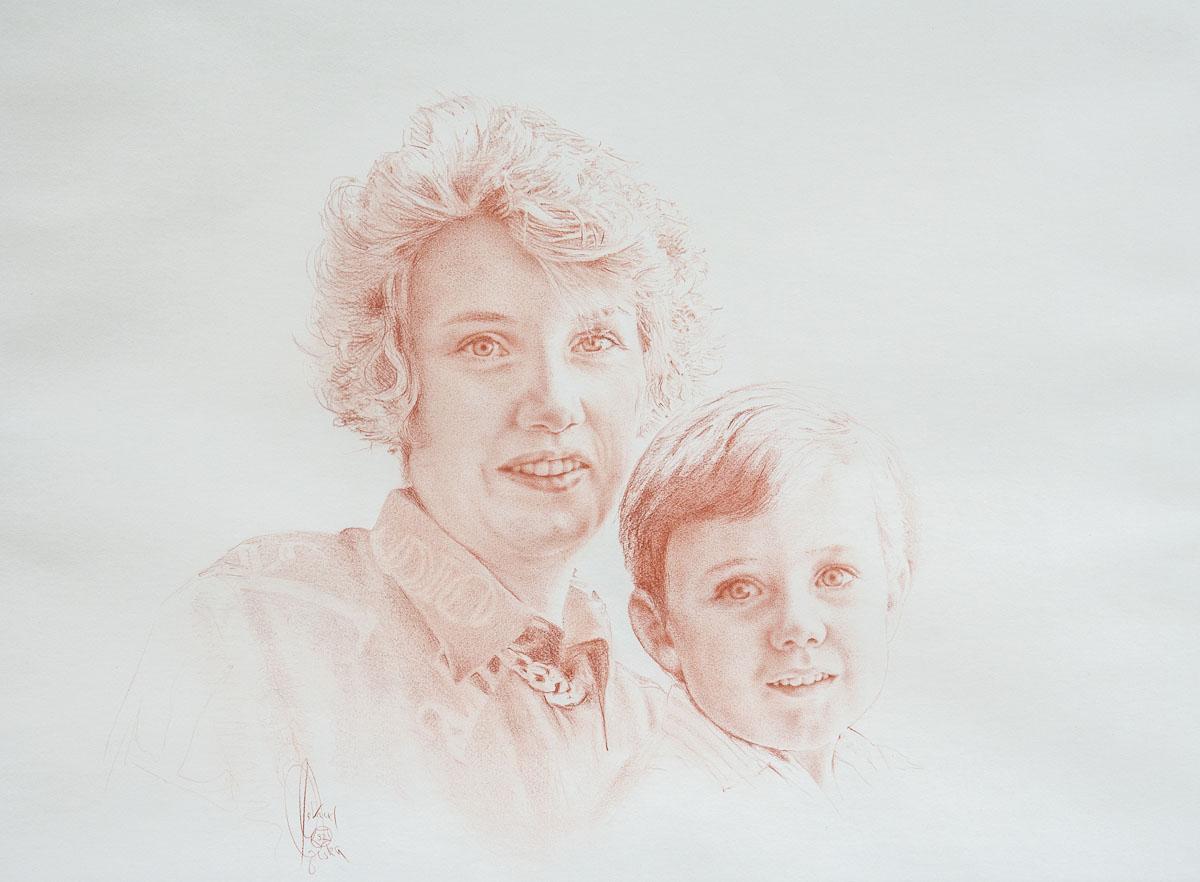Elisabeth and Pascal
