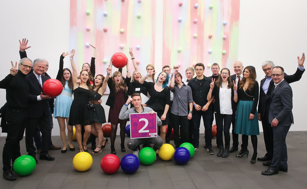 EVONIK youth art award
