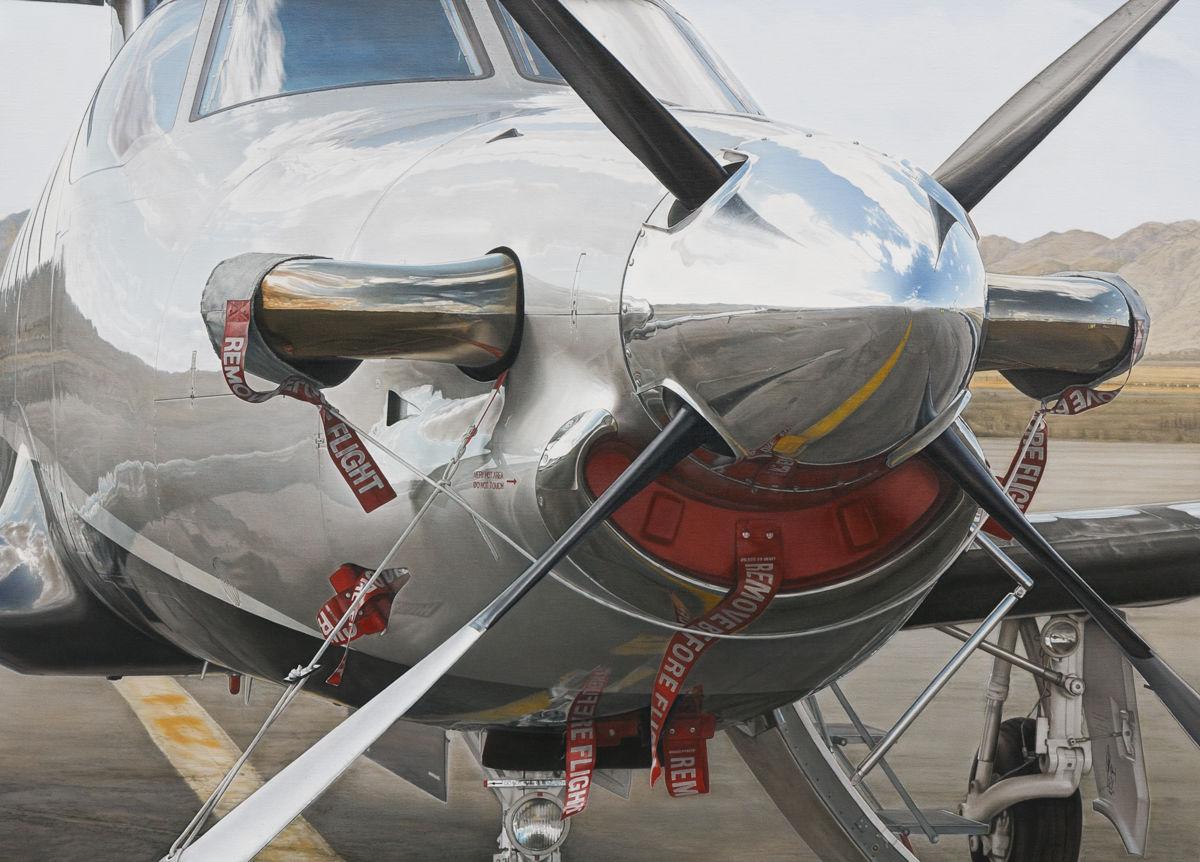 Pilatus Porter PC12