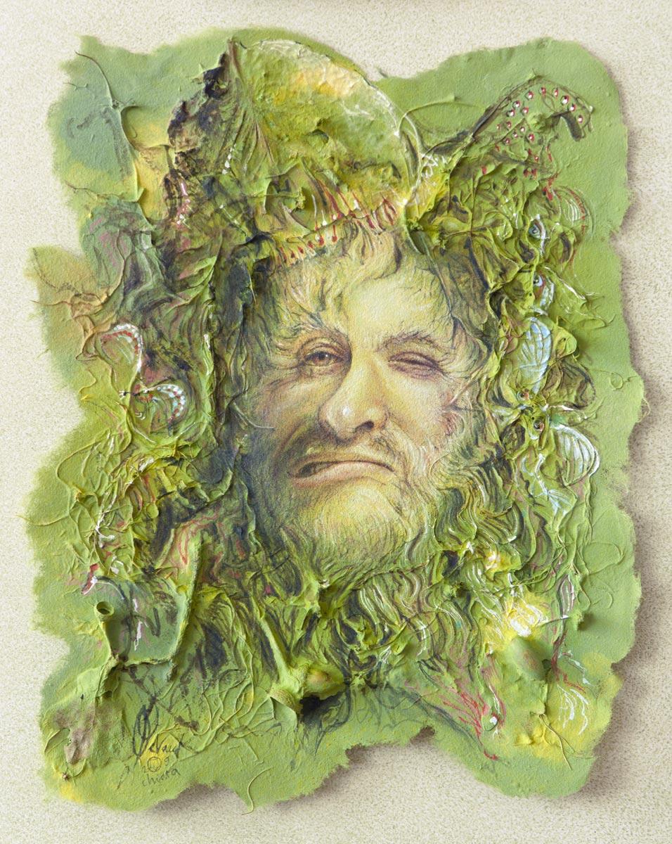 Green Man III